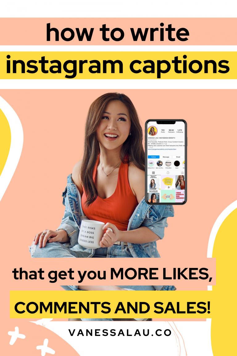How to Write Instagram Captions That Get You MORE LIKES, COMMENTS AND SALES!