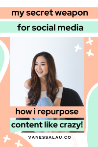 my secret weapon for social media how i repurpose content like crazy