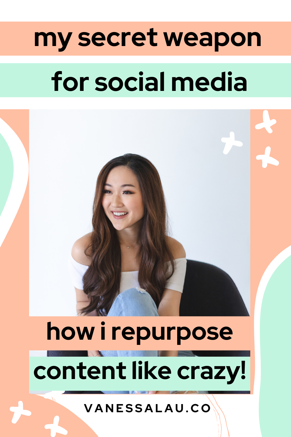 How I Repurpose Content Like CRAZY! (MY SECRET WEAPON FOR SOCIAL MEDIA)