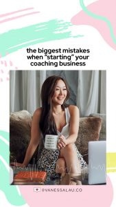 The Biggest Mistakes When Starting Coaching Business