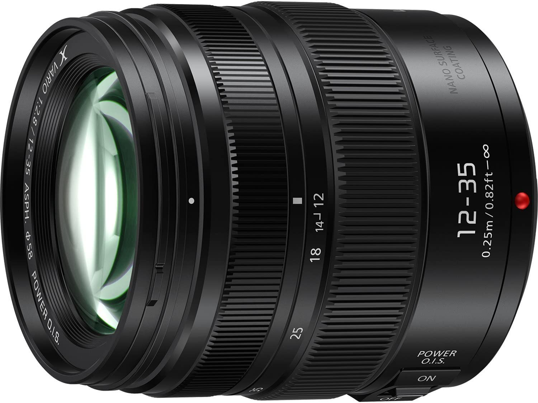 G X Vario II Professional Lens, 12-35mm