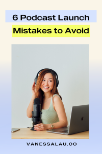 Why I Stopped My Podcast. 6 Mistakes I Made with My First Podcast Launch