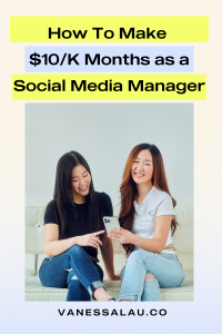 She tried to REFUND my program… How this Social Media Manager went from asking for a refund to 10K months