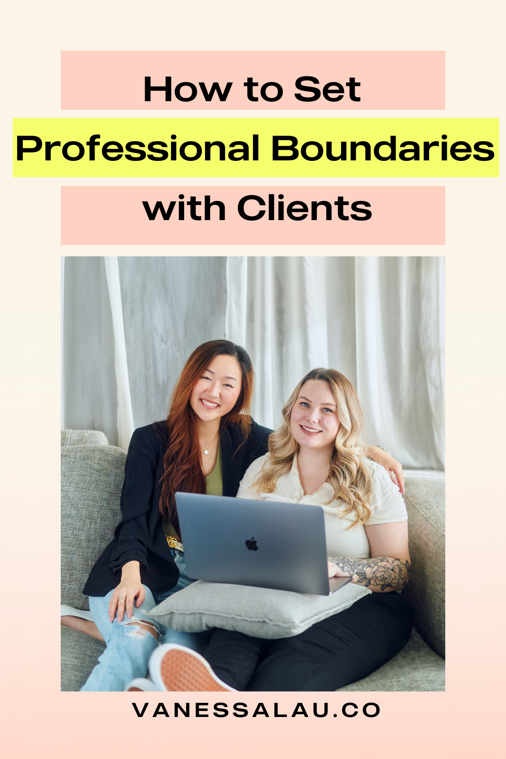 How to Set Professional Boundaries with Clients